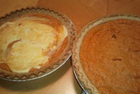 Marlo's Sweet Potato Pie