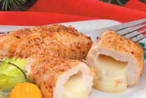 Lar's Pepper Jack Stuffed Chicken Breasts