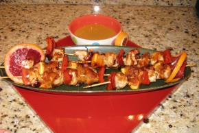 Summer in the Winter Kabobs