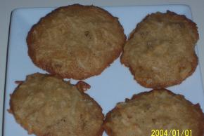 Coconut and Pineapple Cookies
