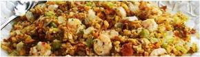 Stove Top Savory Herb Shrimp Stuffing