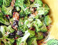 Shannon's Best Broccoli Salad
