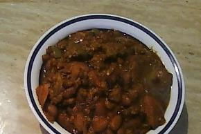 Triple Meat & 3 Bean Chili