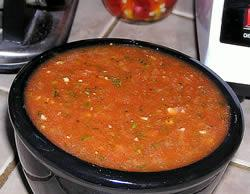 Sonia's Mexican Restaurant Style Salsa
