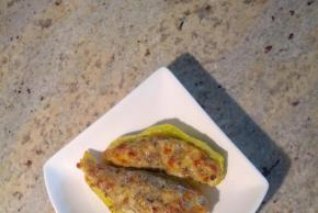 Banana Peppers Stuffed with S&A Cheese