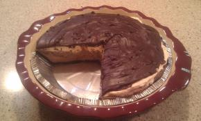 Chocolate Peanut Butter Indulgence Pie