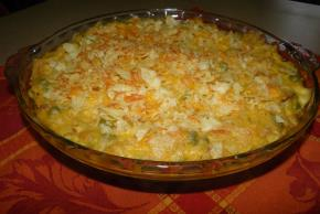 Kid Friendly Tuna Casserole