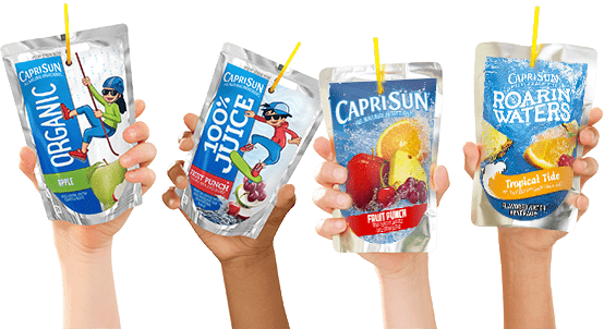 Get those kids some Capri Sun!
